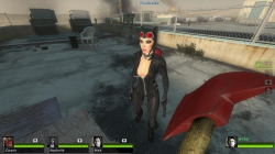 Catwoman for Left 4 Dead