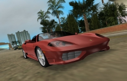 Ferrari 360 Spider GTA Vice City