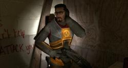 Гордон Фримэн в Left 4 Dead 2