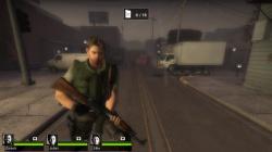 Крисс Редфилд в Left 4 Dead 2