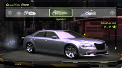 Chrysler 300C SRT-8 Concept для NFS Underground 2