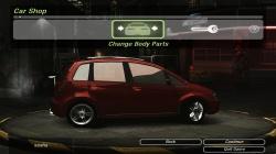 FIAT Idea HLX для NFS Undeground 2