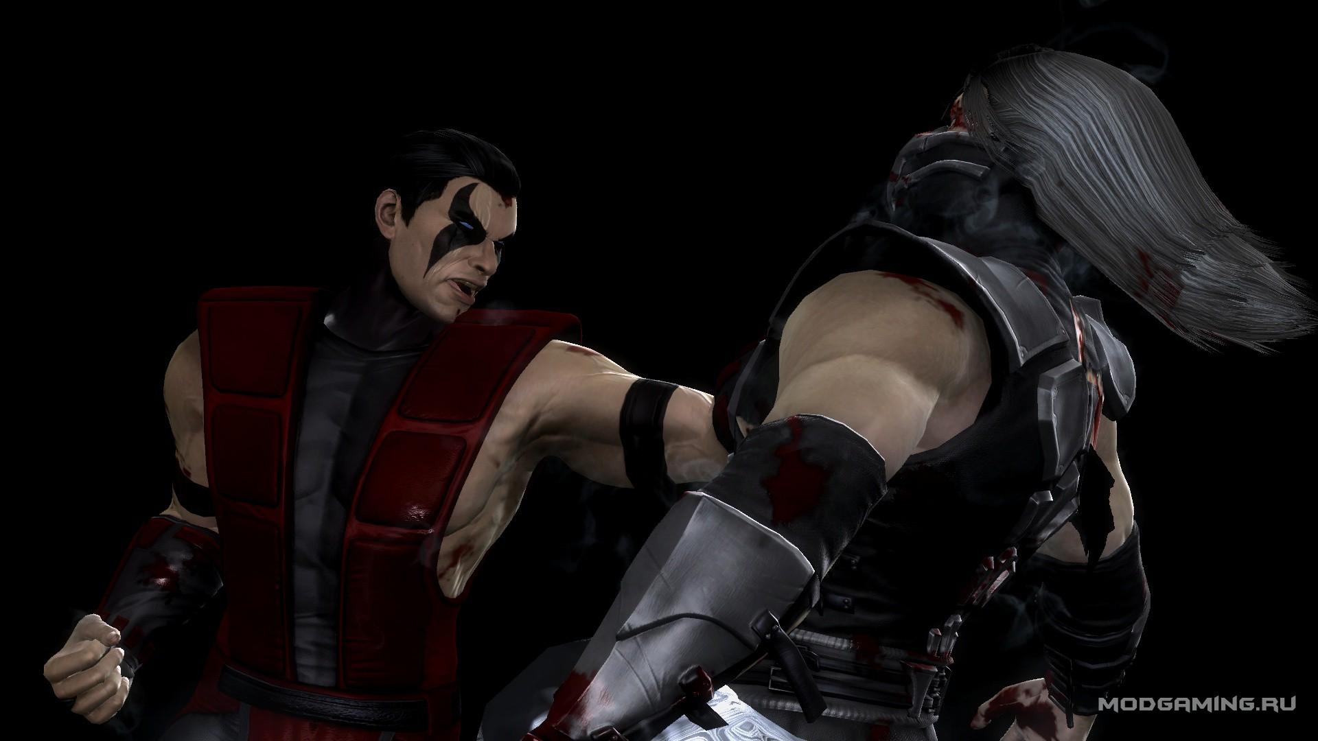 Mortal kombat komplete porn sexy image