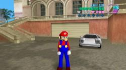 Марио в ГТА