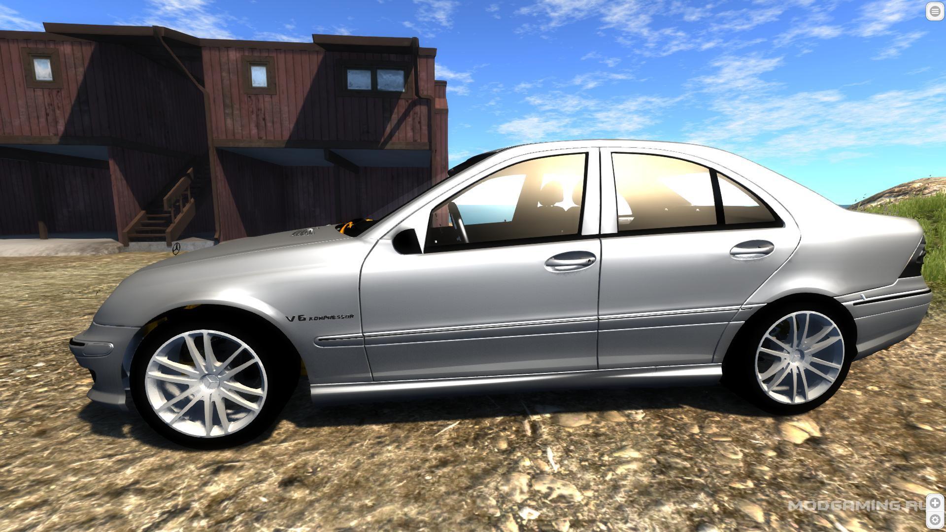 Mercedes Benz C32