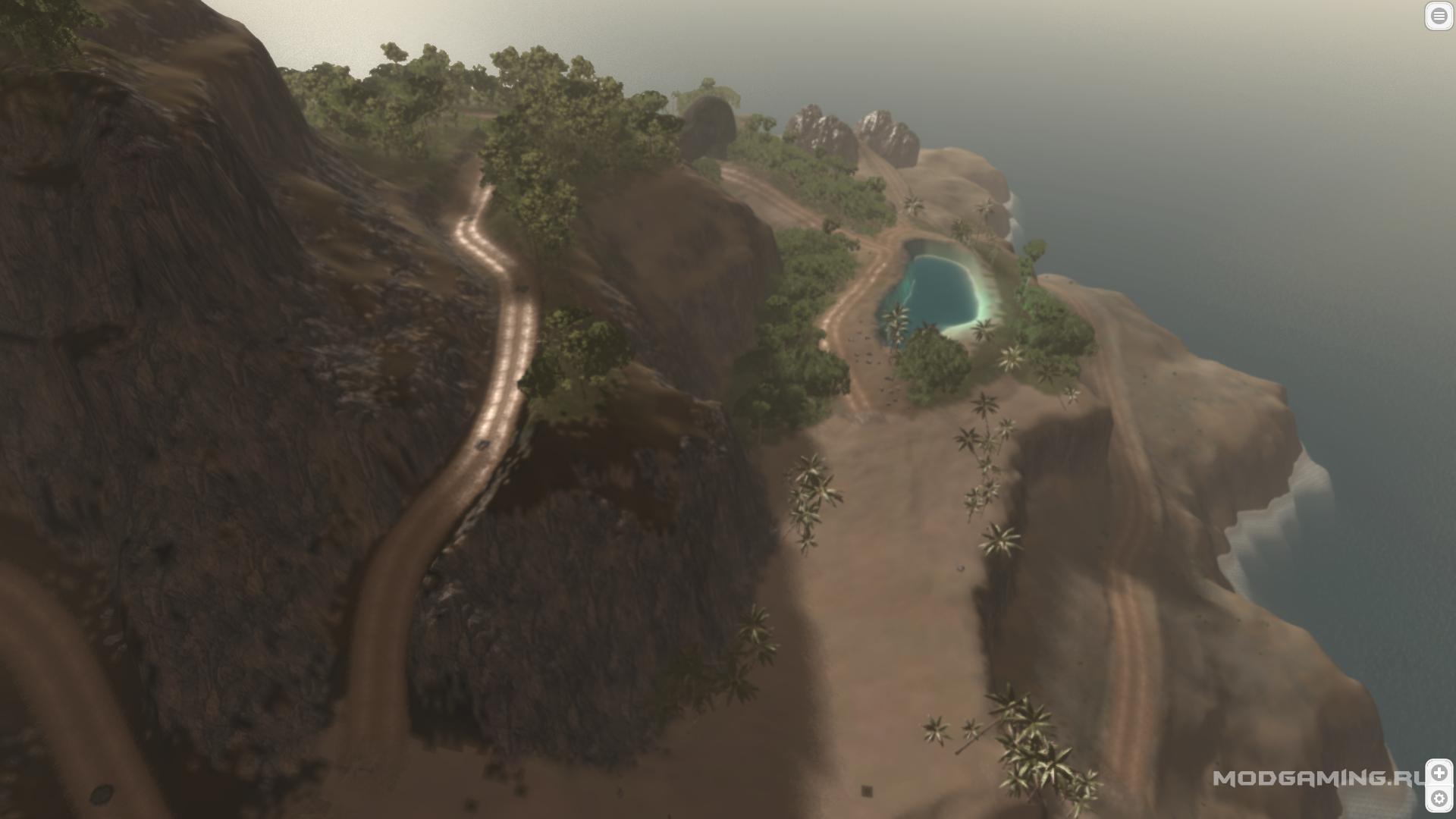 Airplane Dead Island