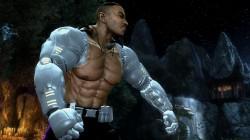 Классический костюм Джакса из МК 3 костюм для Китаны в Mortal Kombat Komplete Edition