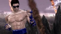 Классический костюм Джонни Кейджа из МК 2 Mortal Kombat Komplete Edition