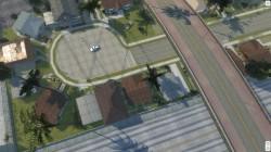 Карта Grove Streetдля BeamNG Drive