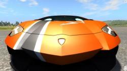 МашинаLamborghini Aventadorдля BeamNG Drive