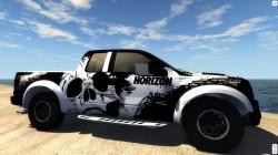МашинаFord F-150 SVT Raptorдля BeamNG Drive