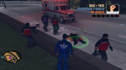 Модификация Gang War
