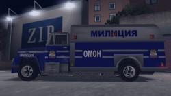 Фургон ОМОНа