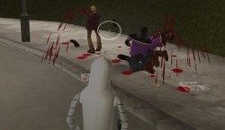 Кровавый патч