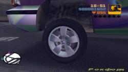 Высокополигональные HD колеса