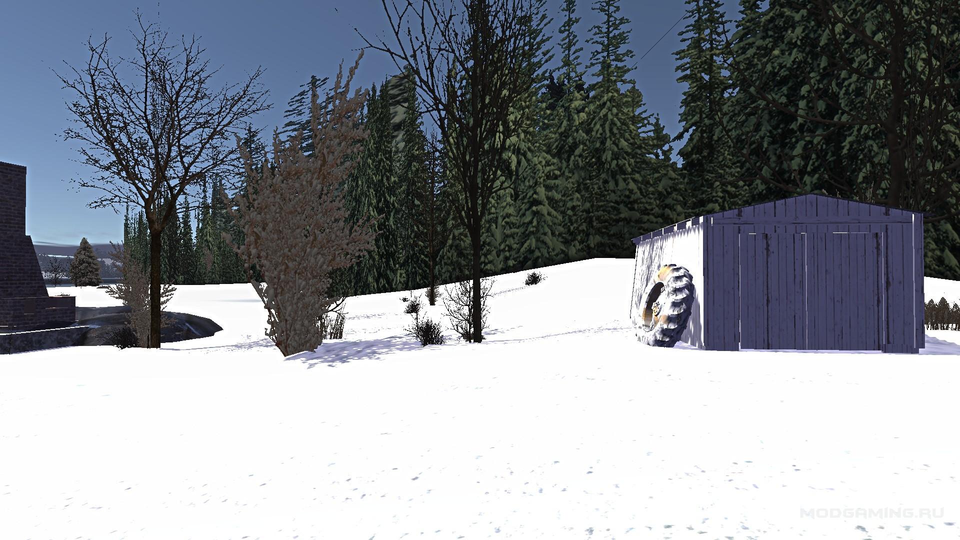 Мод на зиму для My Summer Car b0f58f8bc93