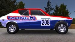 Скин Becadauto Racing