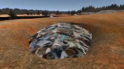 Уборка (удаление) мусора