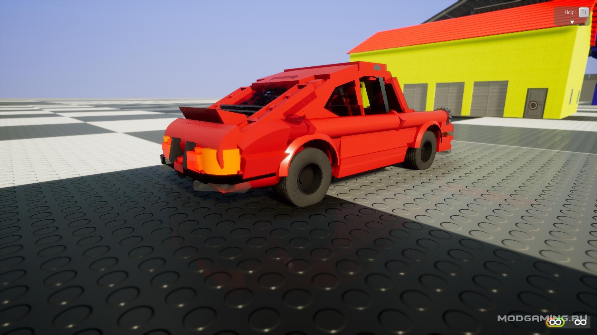 brick rigs моды