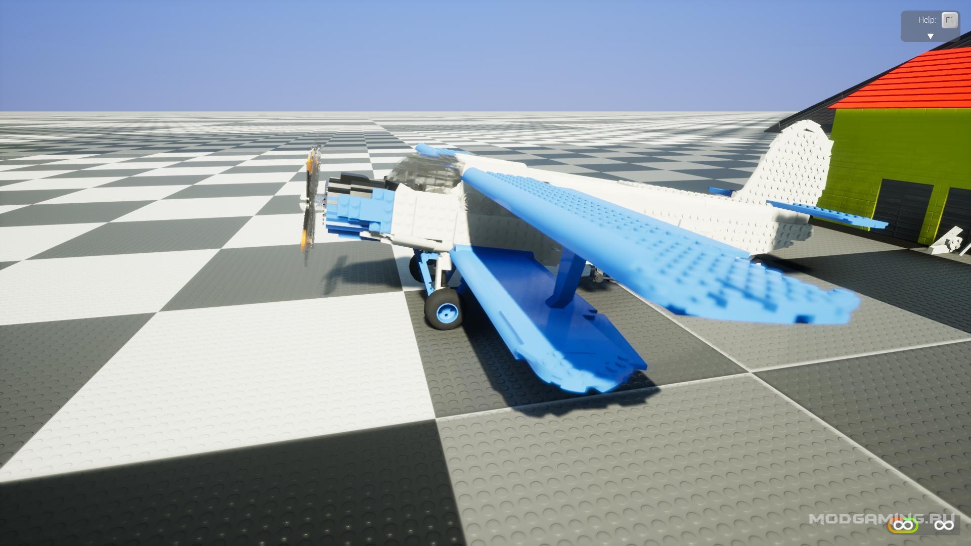 Самолёт-АН 2